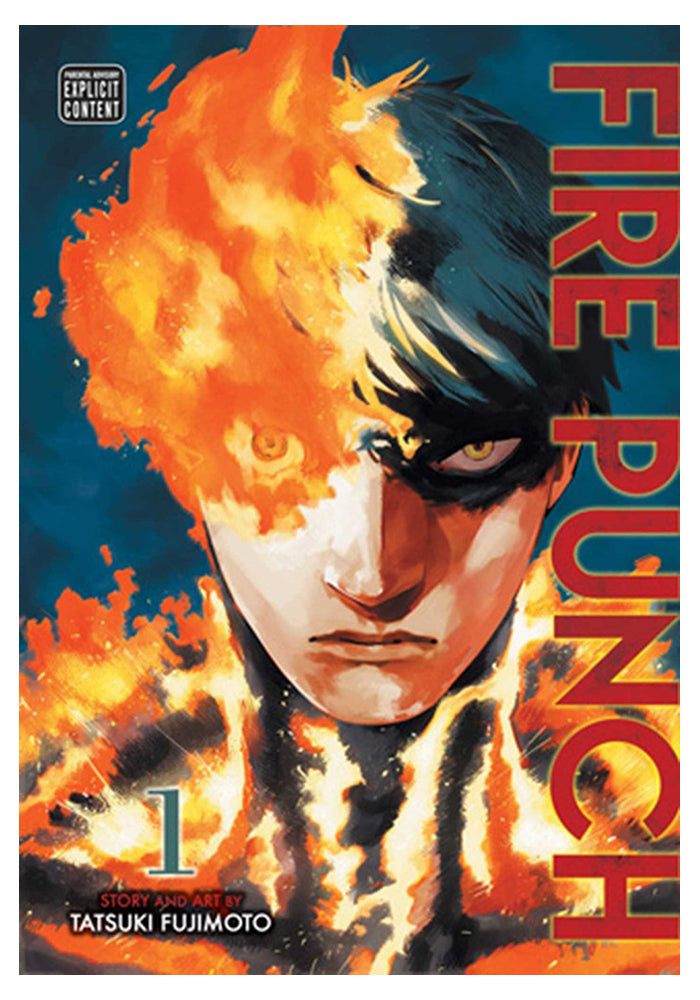 VIZ MEDIA Fire Punch Vol. 1 Manga