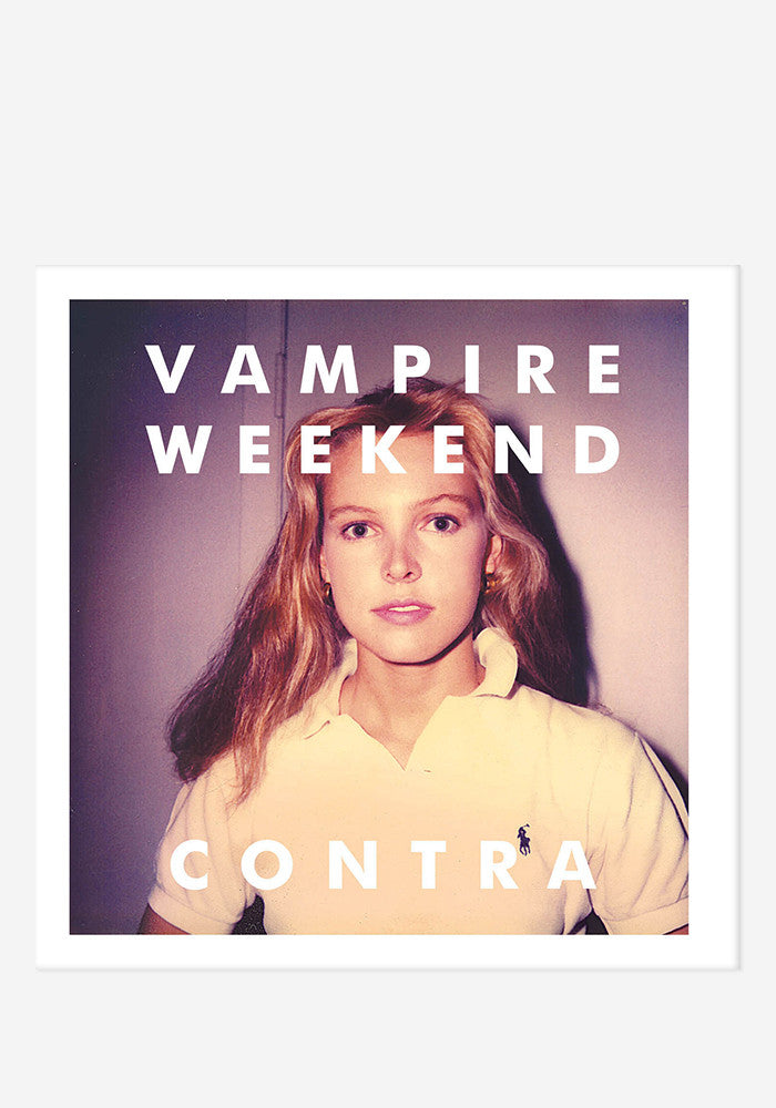 VAMPIRE WEEKEND Contra LP