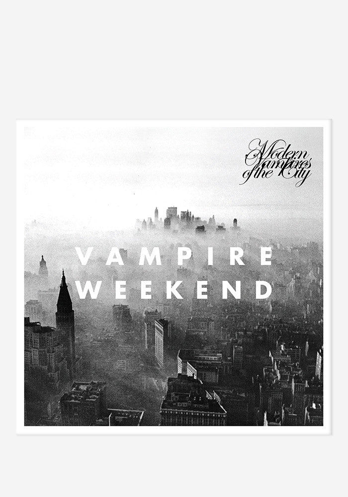 VAMPIRE WEEKEND Modern Vampires Of The City LP