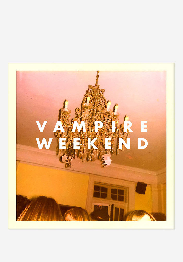 VAMPIRE WEEKEND Vampire Weekend LP