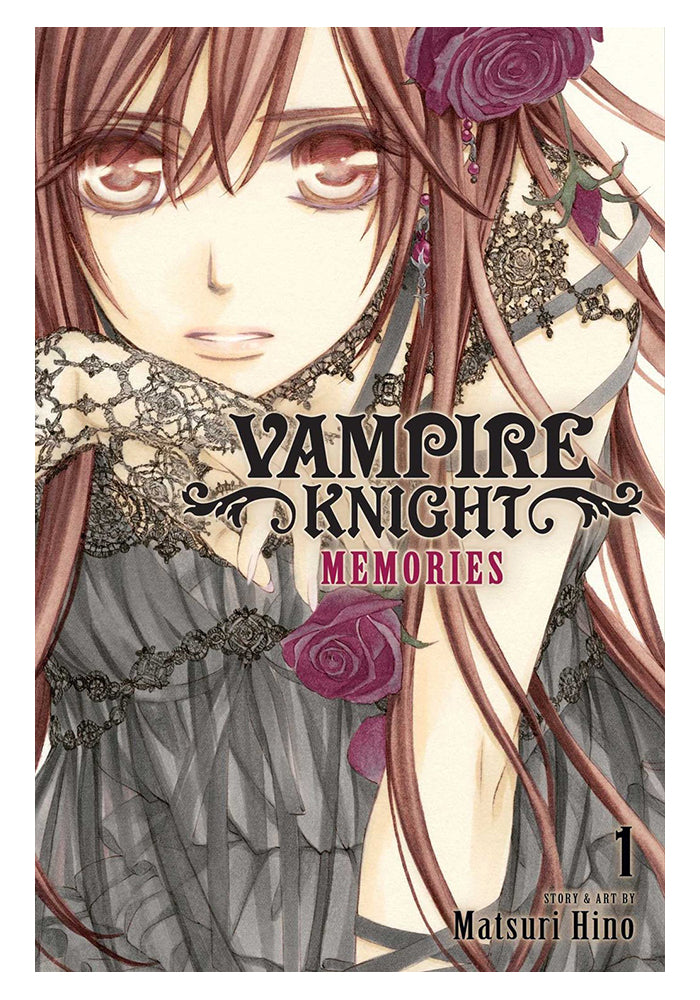 VIZ MEDIA Vampire Knight: Memories Vol. 1 Manga