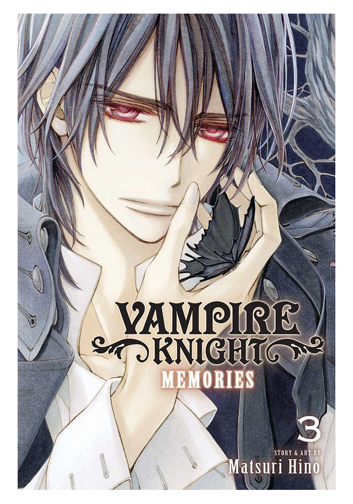 VIZ MEDIA Vampire Knight: Memories Vol. 3 Manga