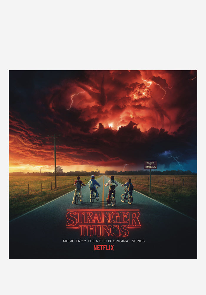 VARIOIUS ARTISTS Soundtrack - Stranger Things: Music From The Netflix Series 2 LP