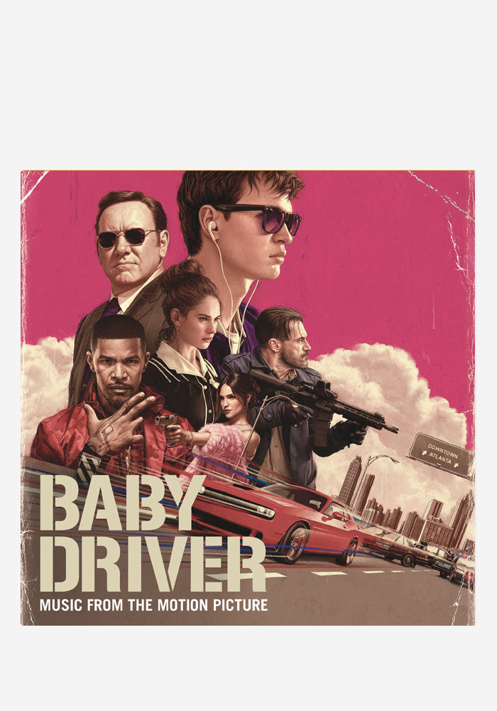 VARIOUS ARTISTS Soundtrack - Baby Driver 2 LP