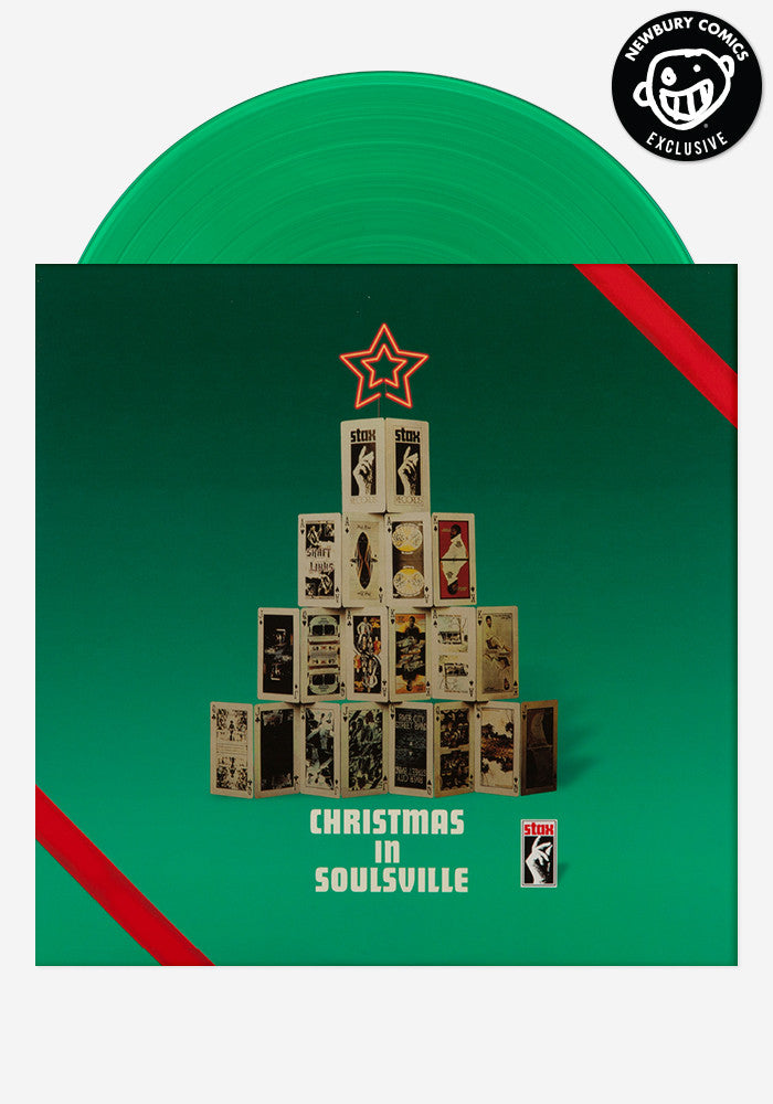 VARIOUS ARTISTS Christmas In Soulsville Exclusive LP