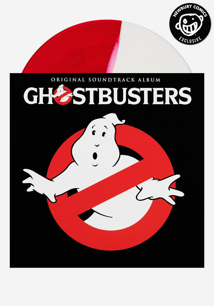 VARIOUS ARTISTS Soundtrack - Ghostbusters Exclusive LP