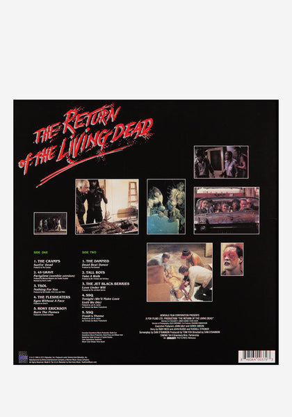 Various Artists Soundtrack Return Of The Living Dead