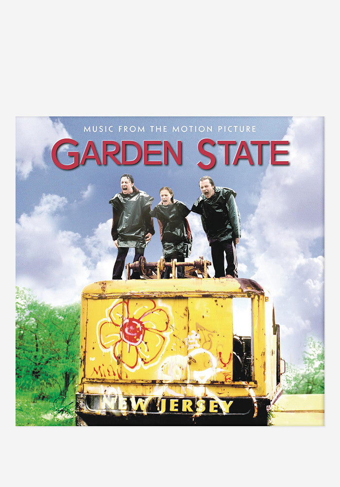 VARIOUS ARTISTS Soundtrack - Garden State