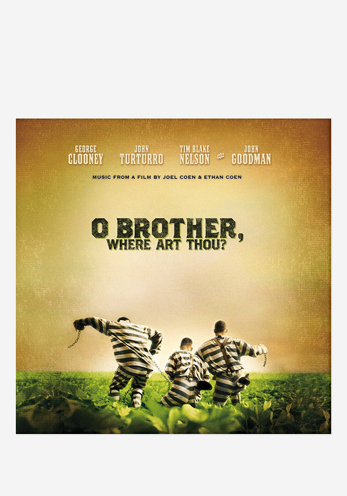 VARIOUS ARTISTS Soundtrack - O Brother,Where Art Thou 2LP