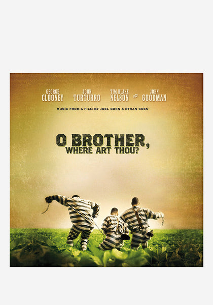 O Brother Where Art Thou Soundtrack Various Artists...