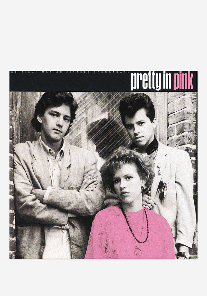 VARIOUS ARTISTS Soundtrack - Pretty In Pink