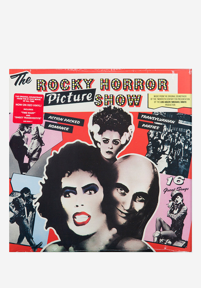 VARIOUS ARTISTS Soundtrack - Rocky Horror