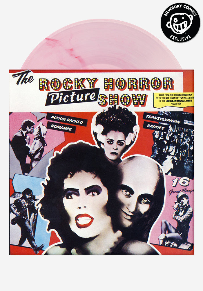 VARIOUS ARTISTS Soundtrack - Rocky Horror Exclusive LP