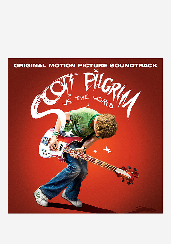 VARIOUS ARTISTS Soundtrack - Scott Pilgrim