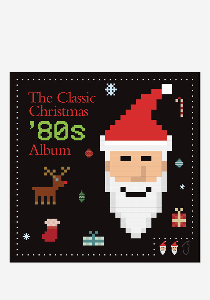 VARIOUS ARTISTS The Classic Christmas '80s Album LP