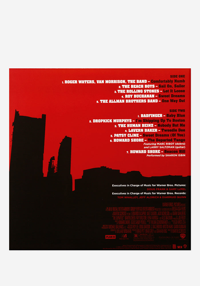 VARIOUS ARTISTS Soundtrack - The Departed Exclusive LP