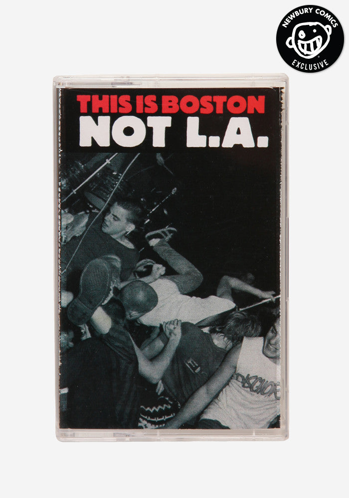 VARIOUS ARTISTS This Is Boston, Not L.A. Exclusive Cassette