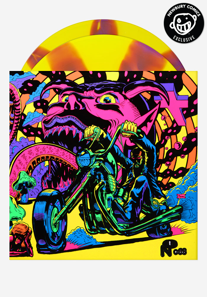 VARIOUS ARTISTS Warfaring Strangers: Acid Nightmares Exclusive 2LP