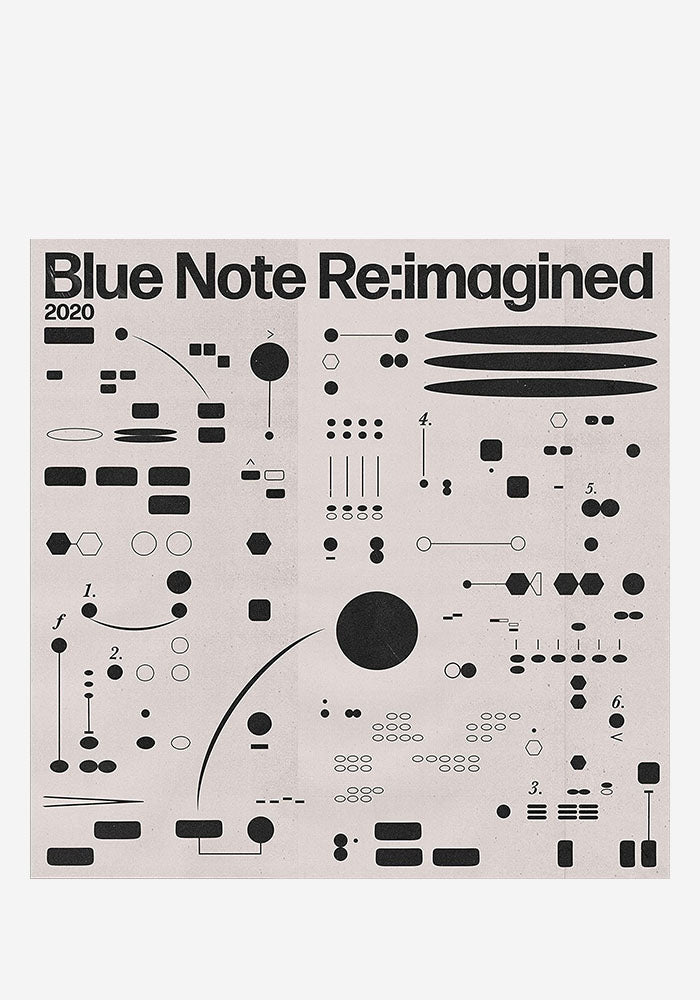 VARIOUS ARTISTS Blue Note Re:imagined 2LP