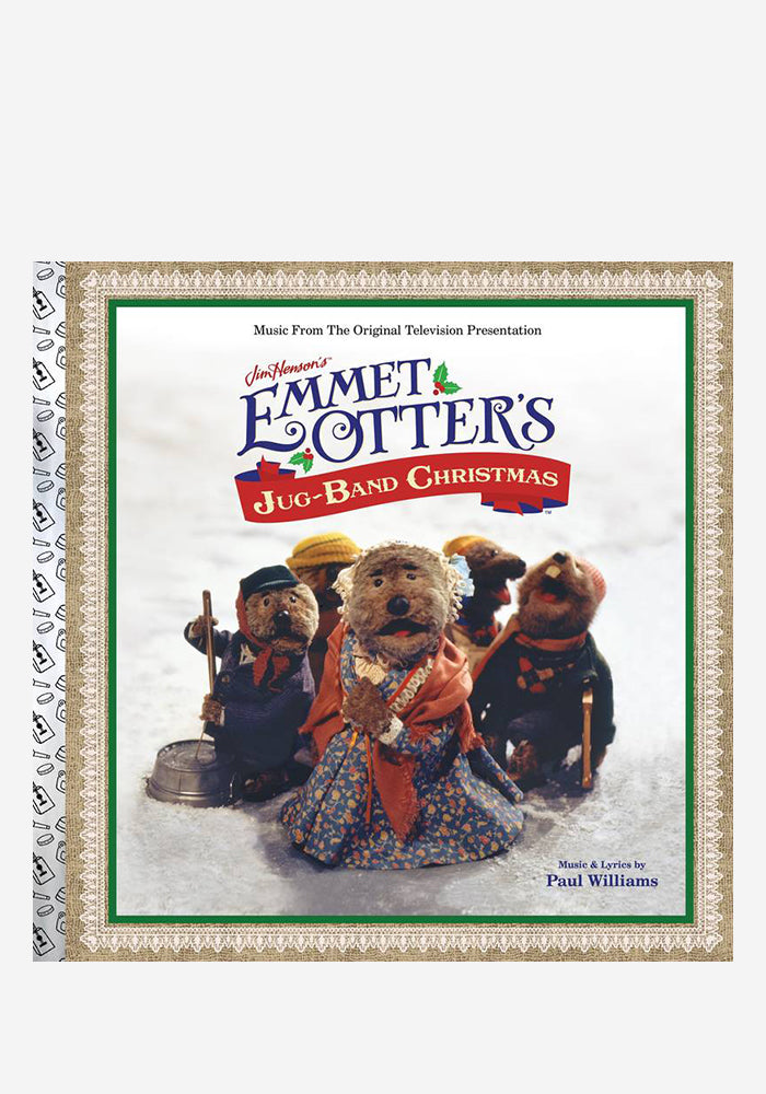 VARIOUS ARTISTS Jim Henson's Emmet Otter's Jug-Band Christmas LP (Picture Disc)