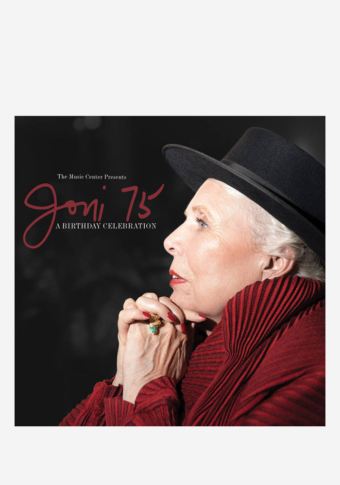VARIOUS ARTISTS Joni 75: A Joni Mitchell Birthday Celebration 2LP