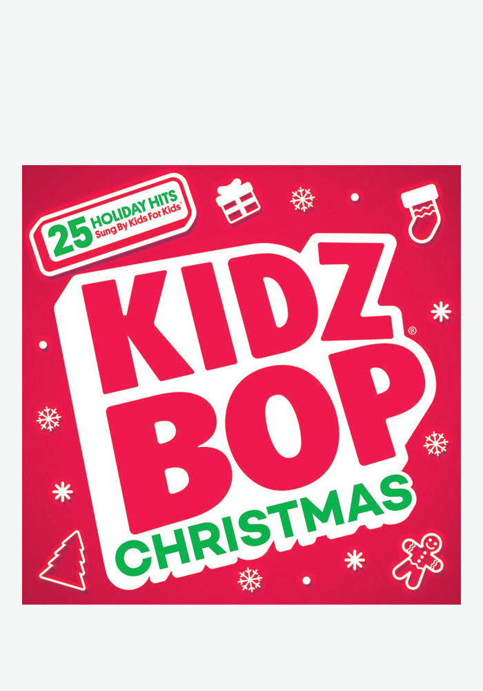 VARIOUS ARTISTS KIDZ BOP Christmas 2LP (Color)