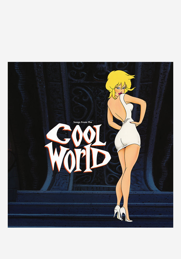 VARIOUS ARTISTS Soundtrack - Cool World 2LP