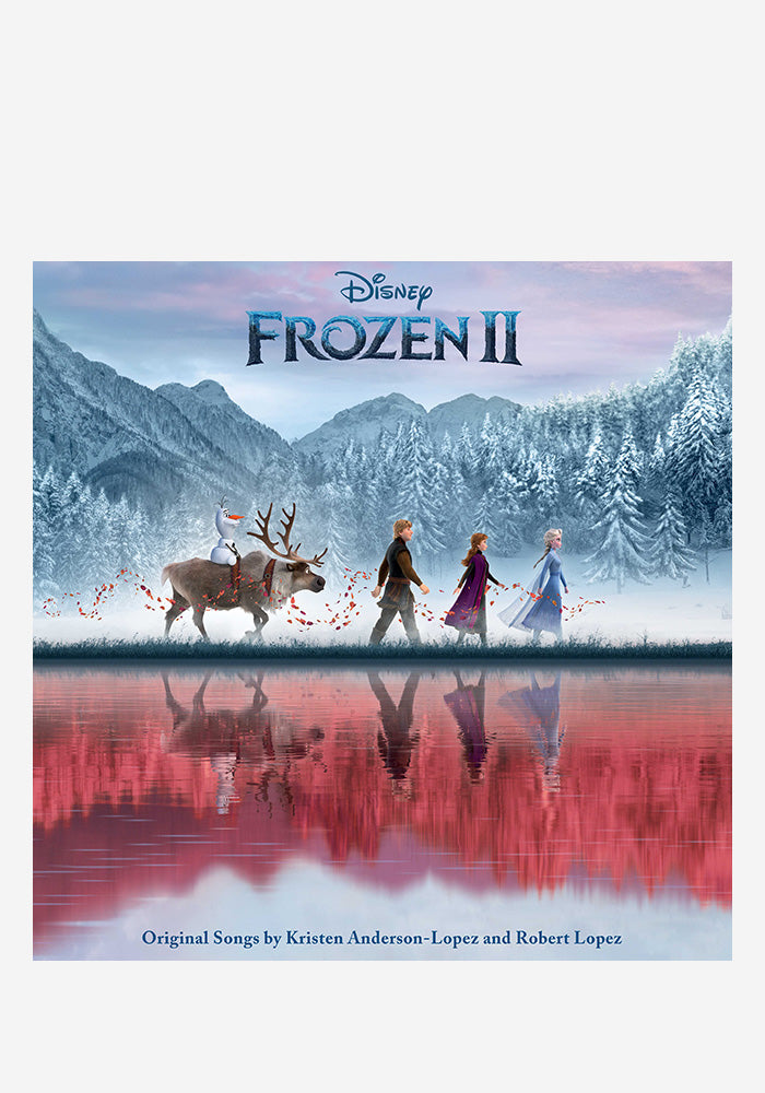 VARIOUS ARTISTS Soundtrack - Frozen 2: The Songs LP