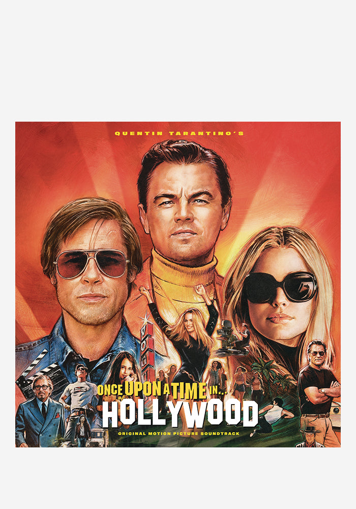 VARIOUS ARTISTS Soundtrack - Once Upon A Time In Hollywood 2LP (Color)