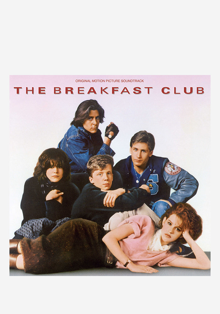 VARIOUS ARTISTS Soundtrack - The Breakfast Club LP