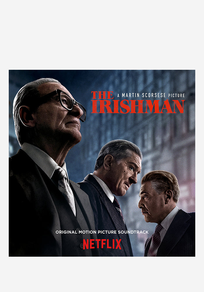 VARIOUS ARTISTS Soundtrack - The Irishman 2LP