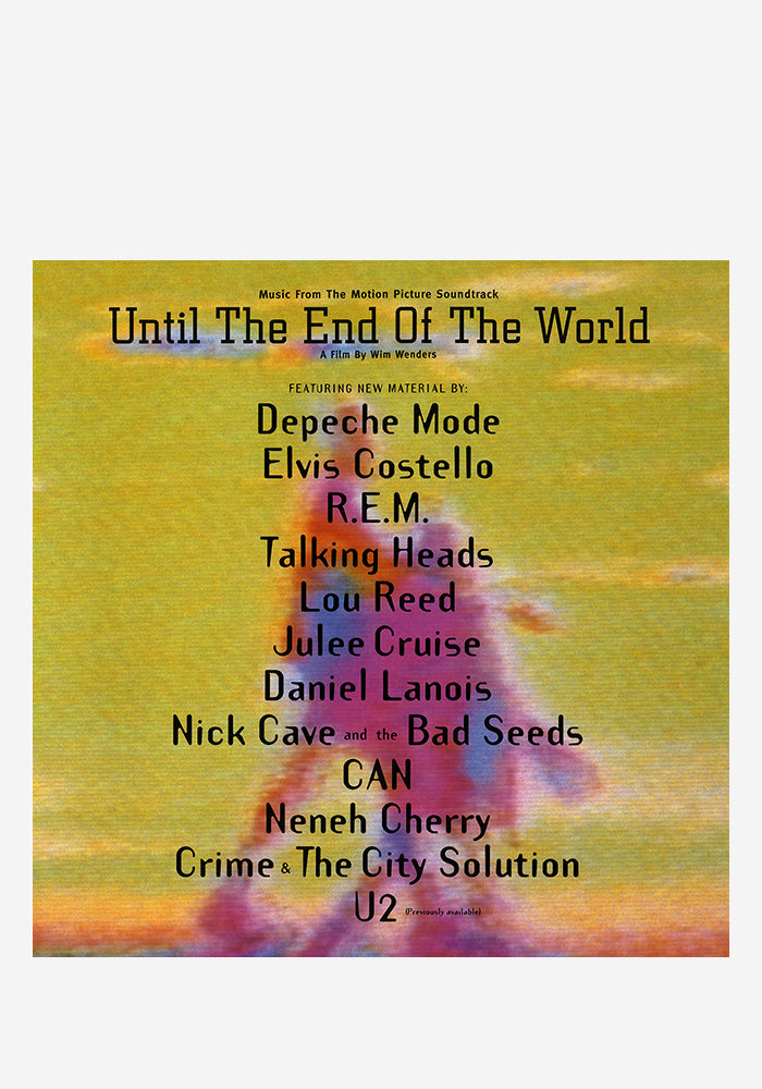 VARIOUS ARTISTS Soundtrack - Until The End Of The World 2LP