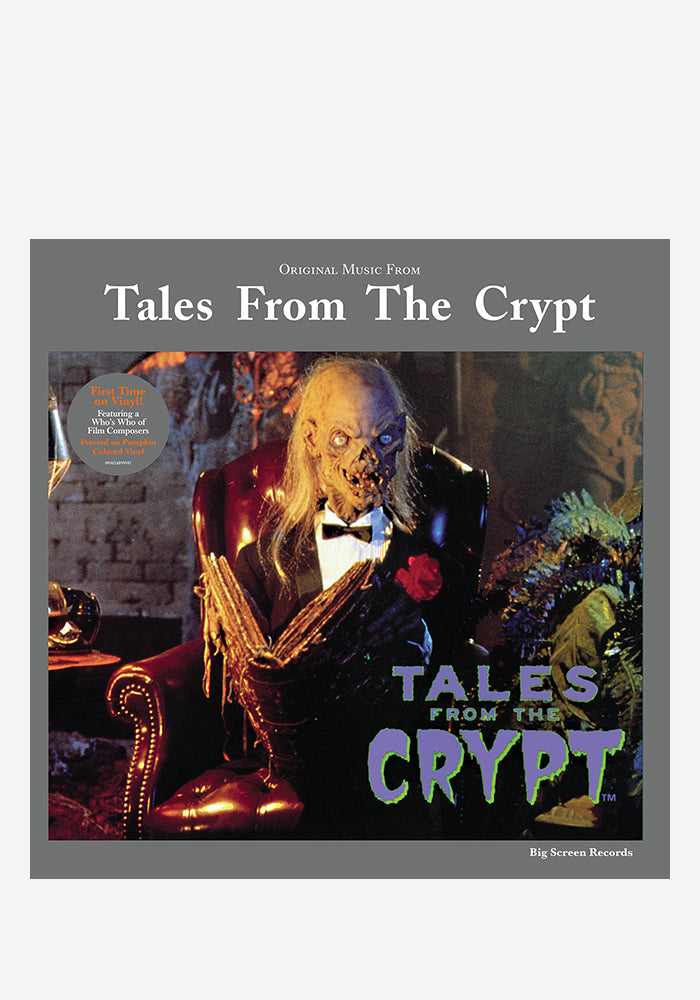 VARIOUS ARTISTS Soundtrack - Original Music From Tales From The Crypt LP (Color)