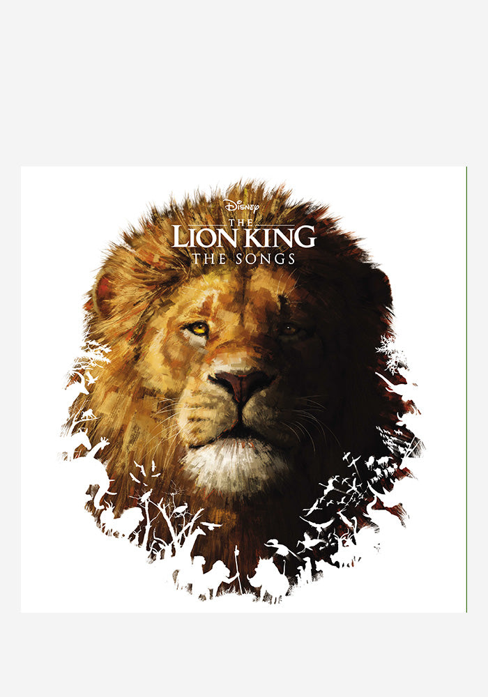 VARIOUS ARTISTS Soundtrack - The Lion King: The Songs LP