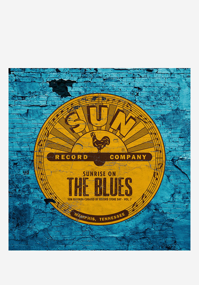 VARIOUS ARTISTS Sunrise On The Blues Vol. 7 LP