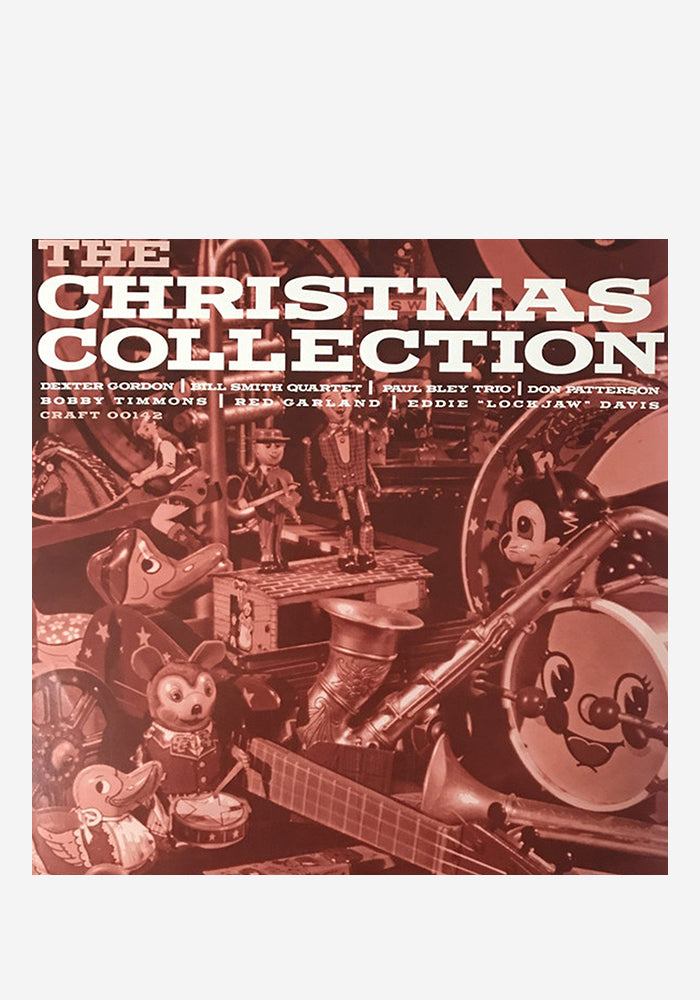 VARIOUS ARTISTS The Christmas Collection LP (Color)