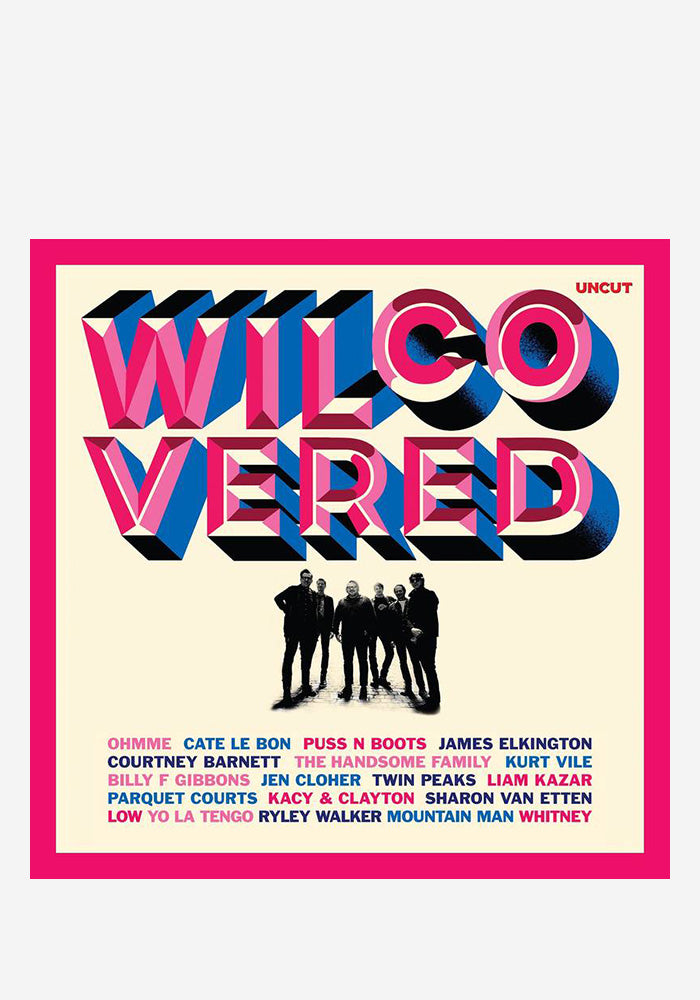 VARIOUS ARTISTS Wilcovered 2LP