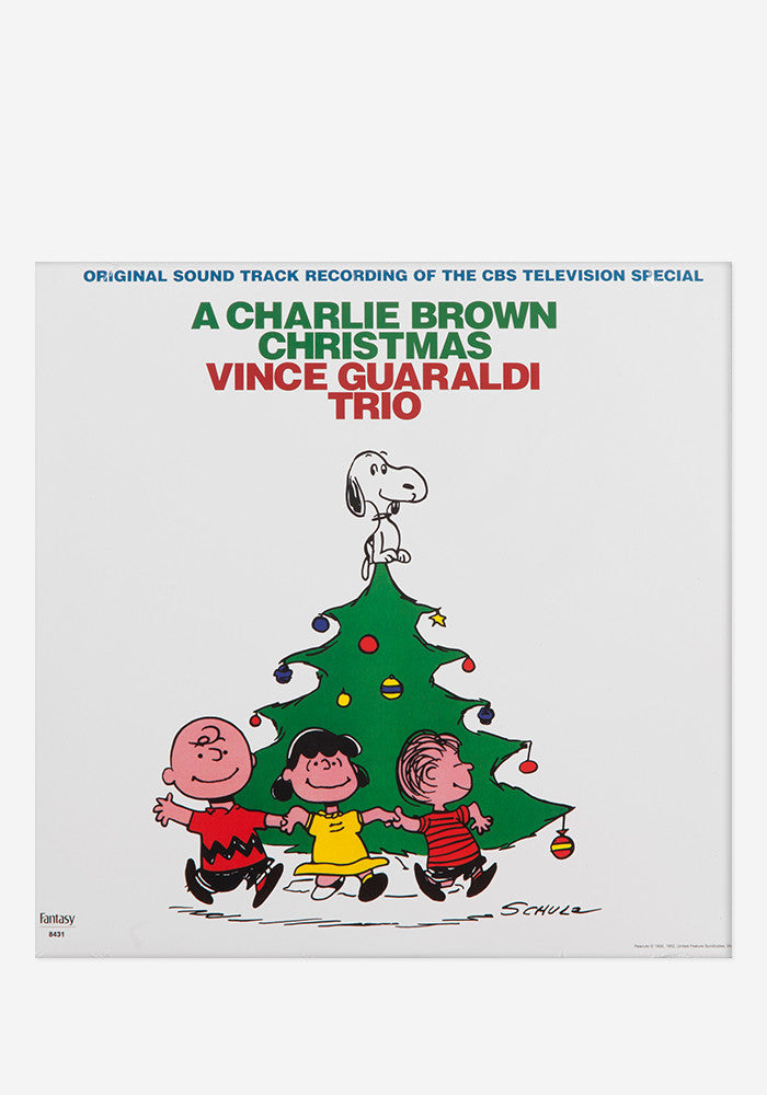Vince Guaraldi Trio A Charlie Brown Christmas Lp