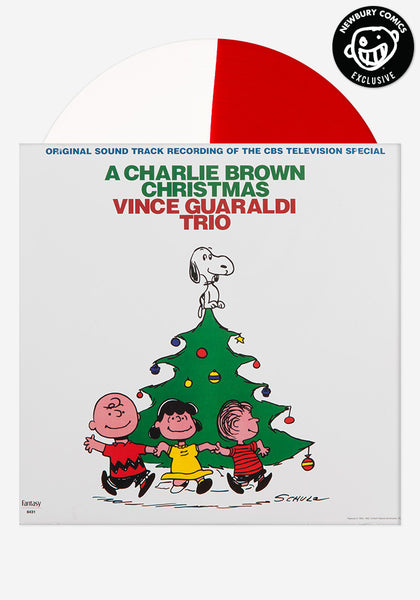 Vince Guarldi Trio A Charlie Brown Christmas Exclusive Lp