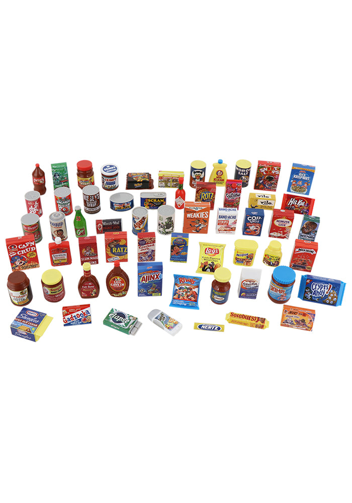 WACKY PACKAGES Wacky Packages Mini Blind Box
