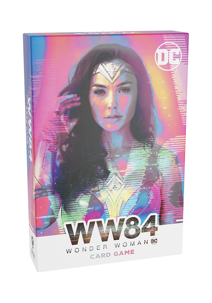 WONDER WOMAN Wonder Woman 1984 Card Game