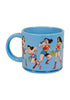 WONDER WOMAN Wonder Woman Through the Years Mug