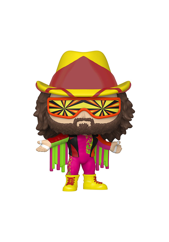 WWE Funko Pop! WWE World Wrestling Entertainment: NWSS - Macho Man Randy Savage