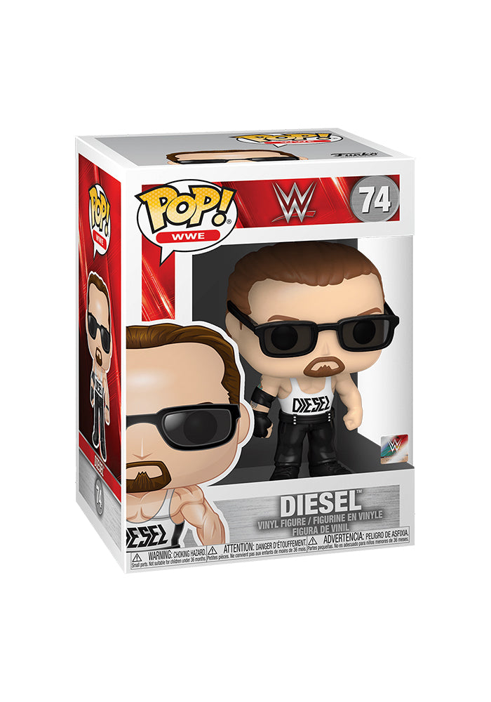 WWE Funko Pop! WWE World Wrestling Entertainment - Diesel