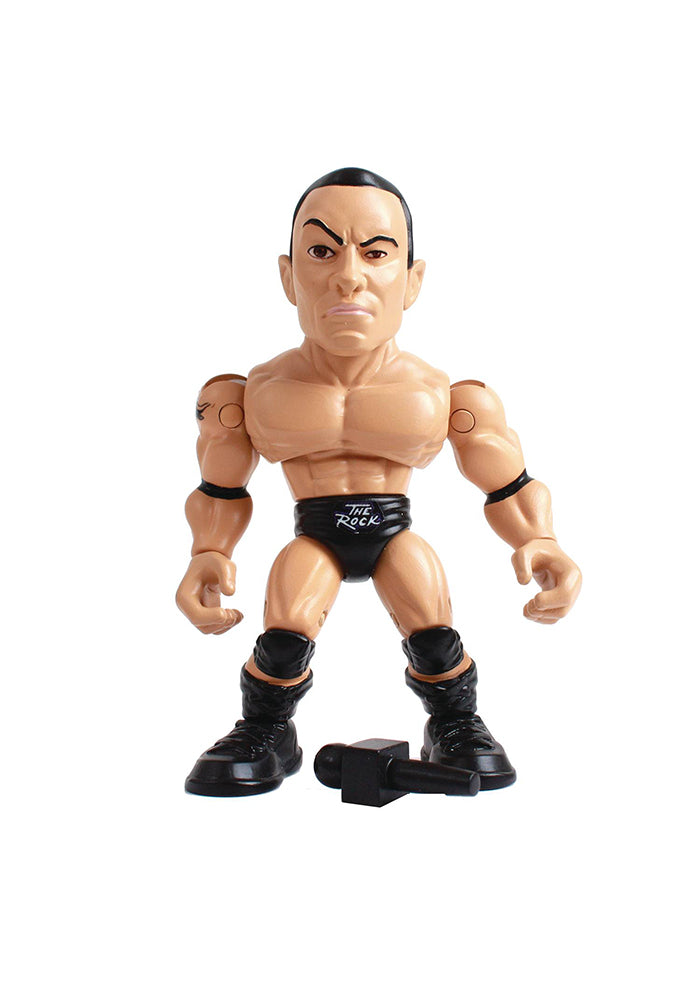 WWE The Loyal Subjects 3-Inch Action Vinyls Figure - The Rock
