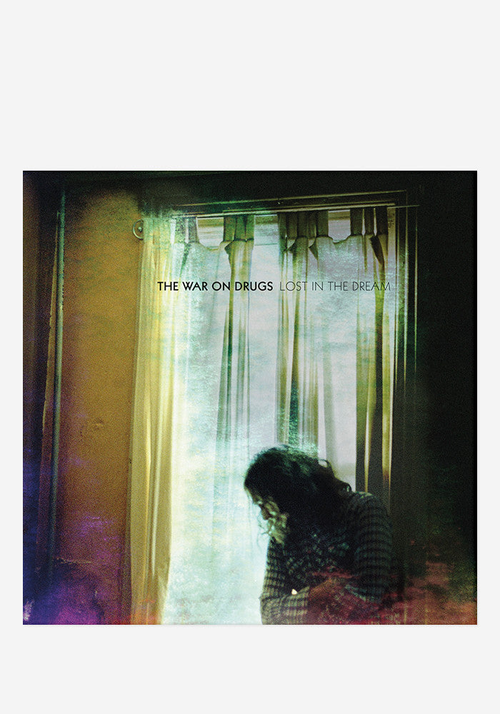 THE WAR ON DRUGS Lost In The Dream  2 LP