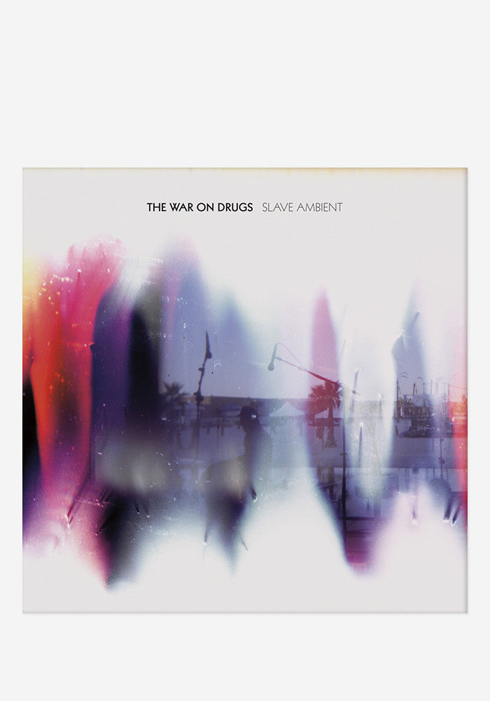 THE WAR ON DRUGS Slave Ambient LP