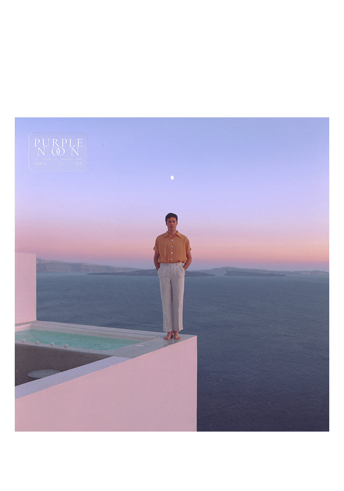 WASHED OUT Purple Noon LP (Color)