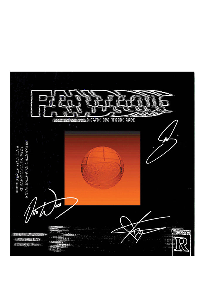 WATERPARKS Fandom: Live In The UK CD/Blu-Ray (Autographed)