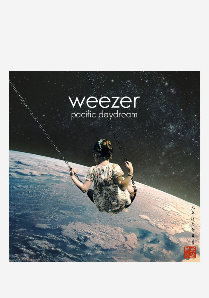 WEEZER Pacific Daydream LP (Color)